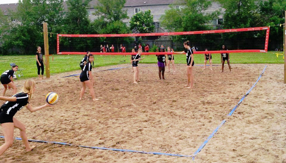 beach volleyball youtube