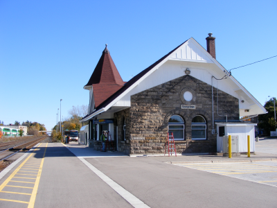 Picture of Georgetown Station