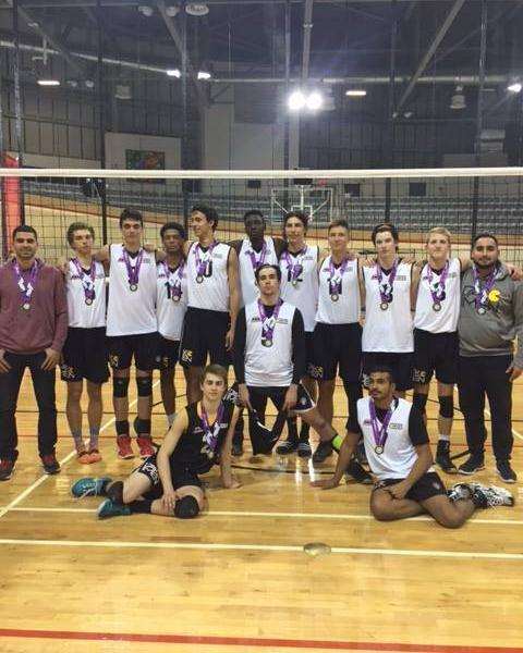 u18 pakmen boys win gold