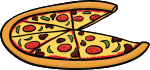 Daily pizza deal