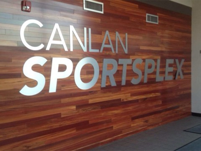 Canlan Sportsplex Mississauga Location