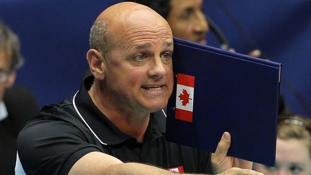 Men's National Team Head Coach Glenn Hoag