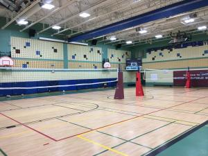 Chris Hadfield Public School Gym