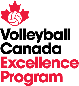 Volleyball Canada Regional Excellence Program Logo
