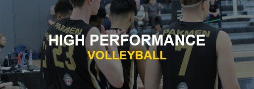 High Performance Volleyball Programs Banner
