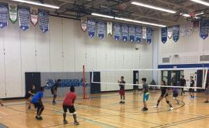Volleyball Mastery Camp offered to Peel District School Board students