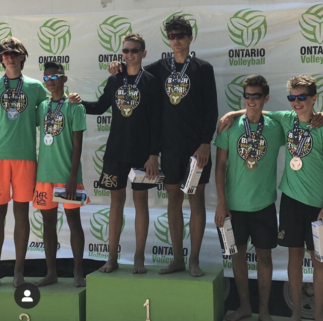 Schmidt and Fulmer go 'the distance' at OVA Beach U15 finals