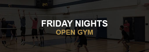 Friday Nights Open Gym