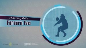 How to Perform a Forearm Pass in Volleyball – Lesson 2
