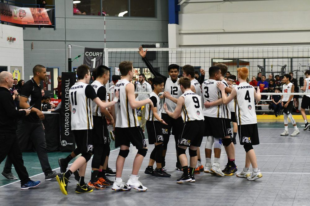 Boys Volleyball is the fastest growing Sport in North America